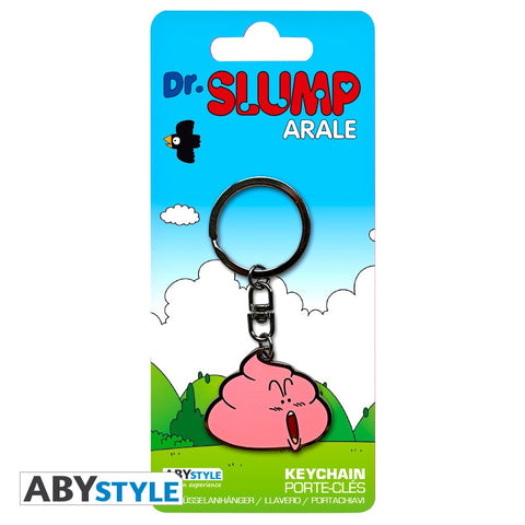 Porte-clés Dr Slump - ''Poop''-Very Bad Geek