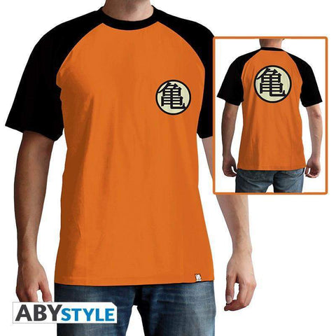 "T-Shirt Dragon Ball Z ""Kame Symbol"""