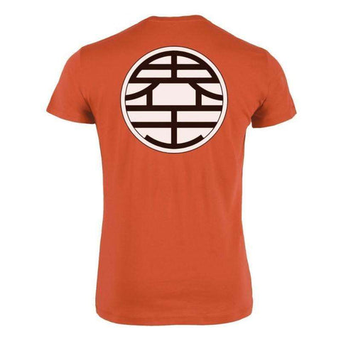 "T-Shirt Homme - Dragon Ball Z ""Kaio Symbol""-Very Bad Geek"