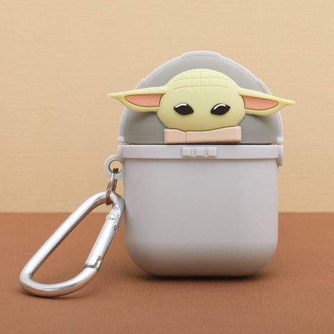 Étui boitier AirPods Baby Yoda - The Mandalorian-Very Bad Geek