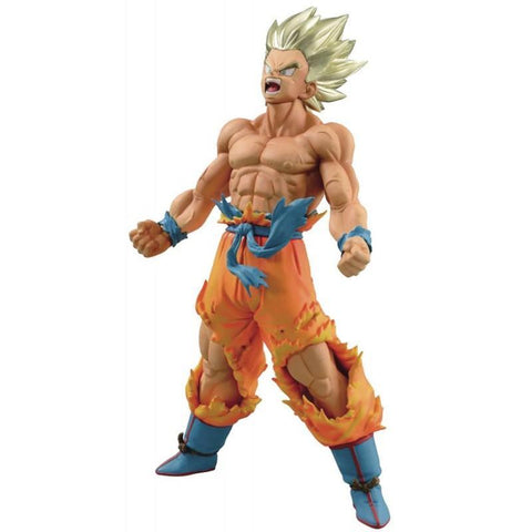 Figurine Dragon Ball Z - Goku SS 18cm - Banpresto Blood of Saiyans