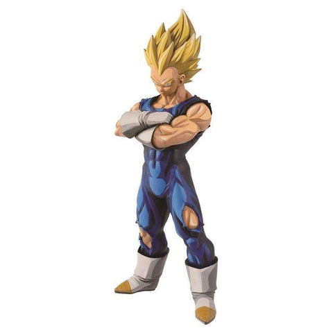 Figurine Vegeta Super Saiyan 26cm - Manga Dimensions - Grandista Dragon Ball Z