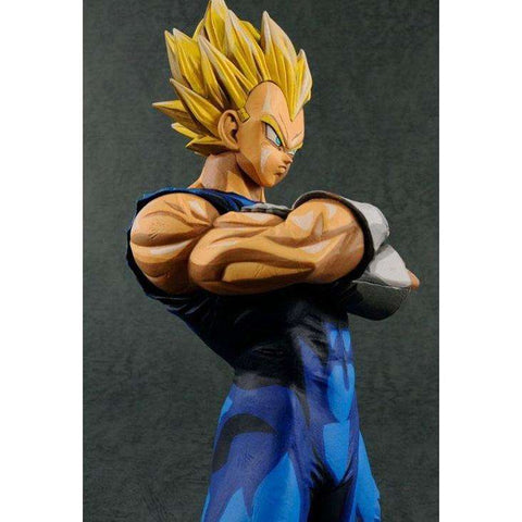 Figurine Vegeta Super Saiyan 26cm - Manga Dimensions - Grandista Dragon Ball Z-Very Bad Geek