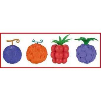 Réplique One Piece : Fruits du Démon coffret A - Banpresto-Very Bad Geek