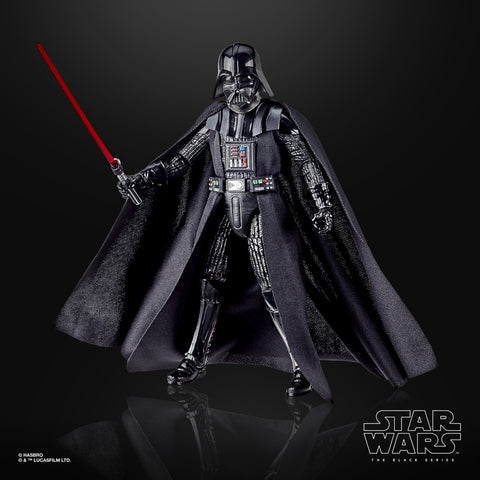 "Figurine ""Darth Vader"" Star Wars Black Series ESB 40th-Very Bad Geek"