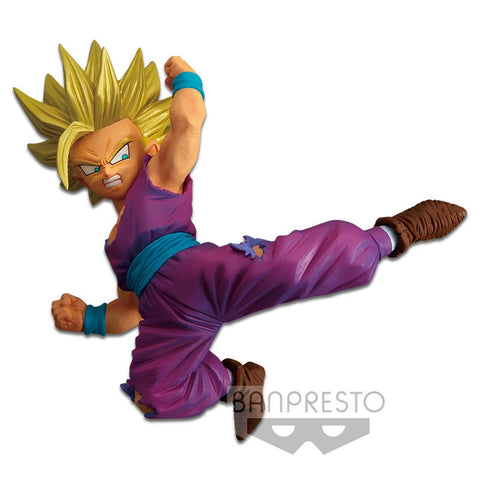 Figurine Dragon Ball Z - Gohan SS2 - BanPresto Chosenshi Retsuden Vol.6-Very Bad Geek