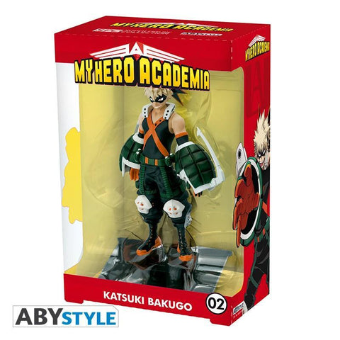 Figurine My Hero Academia - Katsuki Bakugo 1:10-Very Bad Geek