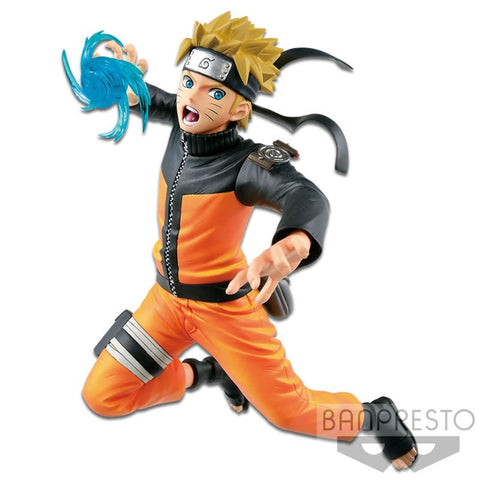 Figurine Naruto - Naruto Uzumaki - BanPresto Vibration Stars-Very Bad Geek