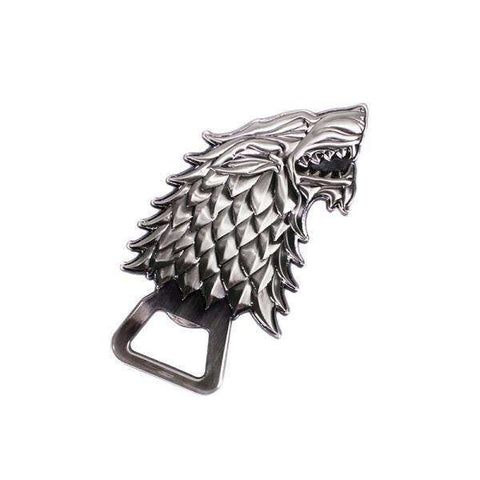 "Décapsuleur Game of Thrones - Stark ""sculpté"""