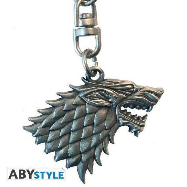 Porte-clés 3D Game of Thrones