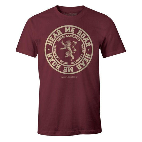 T-Shirt Game of Thrones unisexe - Lannister
