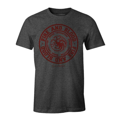 T-Shirt Game of Thrones unisexe - Targaryen