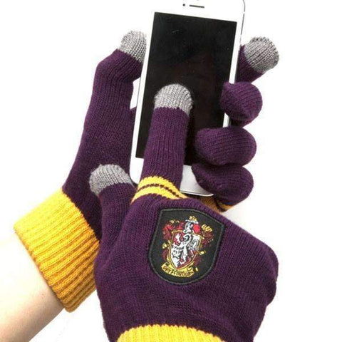 Gants tactiles Gryffondor - Harry Potter-Very Bad Geek