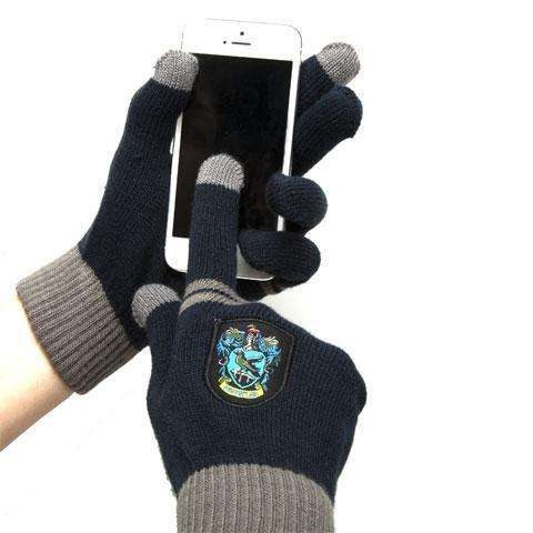 Gants tactiles Serdaigle - Harry Potter-Very Bad Geek