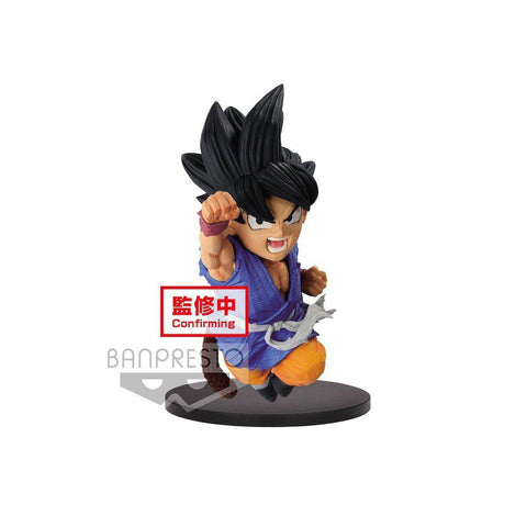 Figurine Dragon Ball GT - Wrath of the Dragon - Goku 13cm