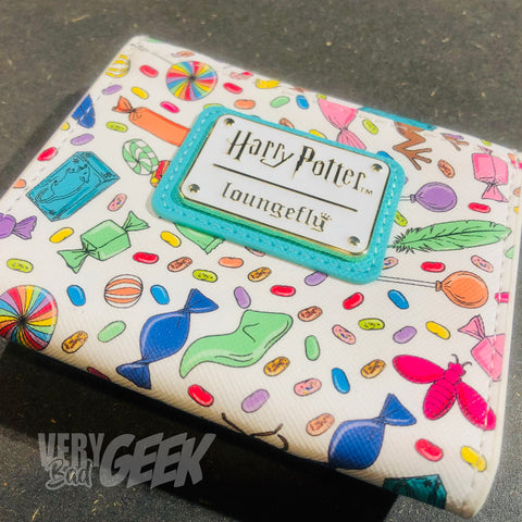 "Portefeuille Honeydukes Deluxe ""motifs"" - Harry Potter-Very Bad Geek"