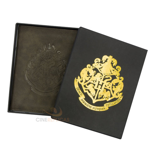 "Portefeuille format Passeport Harry Potter ""Poudlard""-Very Bad Geek"
