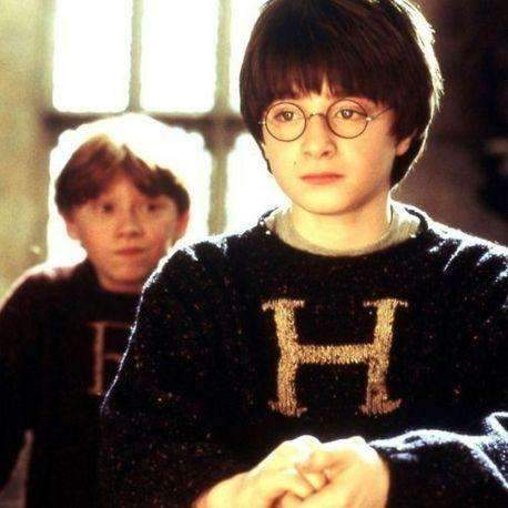 Sweat de Noël de Harry - Harry Potter-Very Bad Geek
