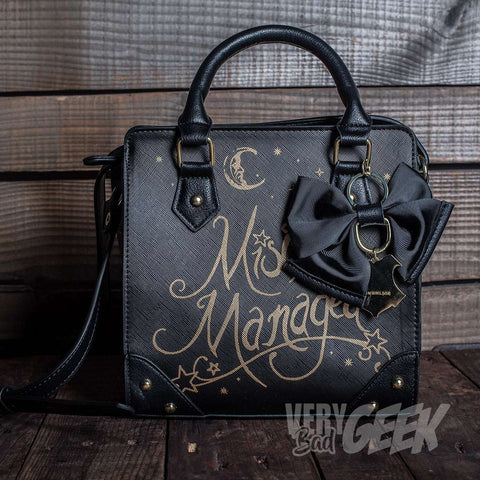 Sac à main Harry Potter Deluxe - Mischief Managed