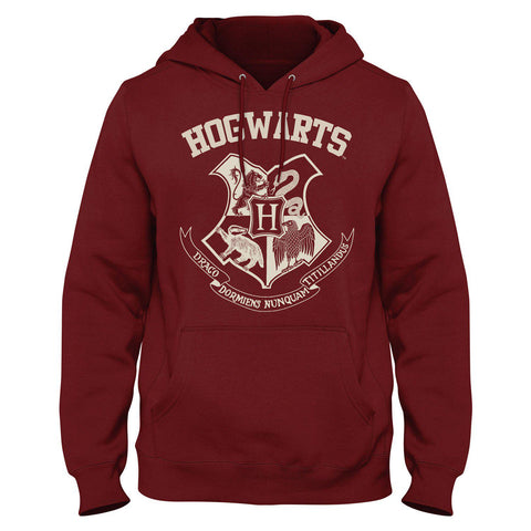 "Sweat à Capuche Harry Potter ""Poudlard"" - Hoodie Unisexe"