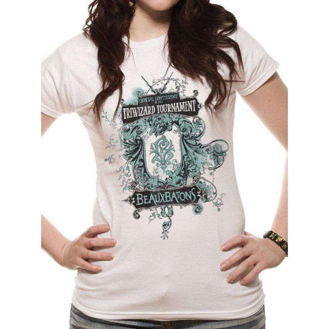 "T-Shirt Femme - Harry Potter ""Beauxbâtons"""