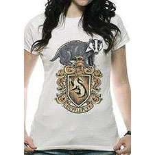 "T-Shirt Femme - Harry Potter ""Poufsouffle"""