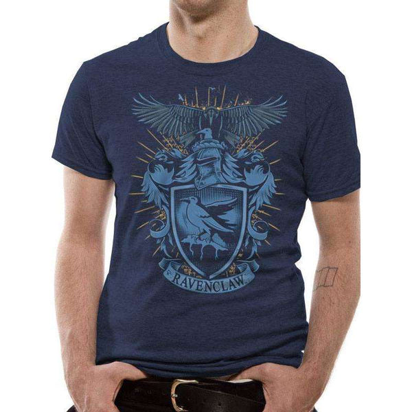 "T-Shirt Unisexe - Harry Potter ""Serdaigle"" bleu"