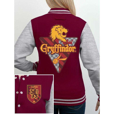"Veste Teddy - Harry Potter ""Gryffondor"" rouge"
