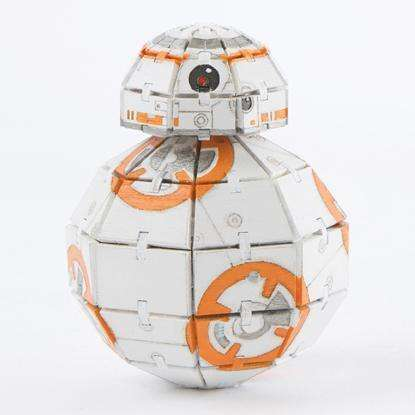 Maquette Bois Star Wars - BB-8 IncrediBuilds-Very Bad Geek