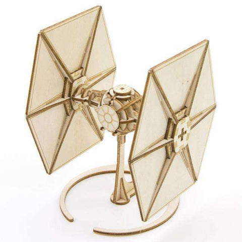 Maquette Bois Star Wars - Tie Fighter IncrediBuilds