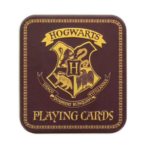 "Jeu de cartes ""Poudlard"" - Harry Potter-Very Bad Geek"