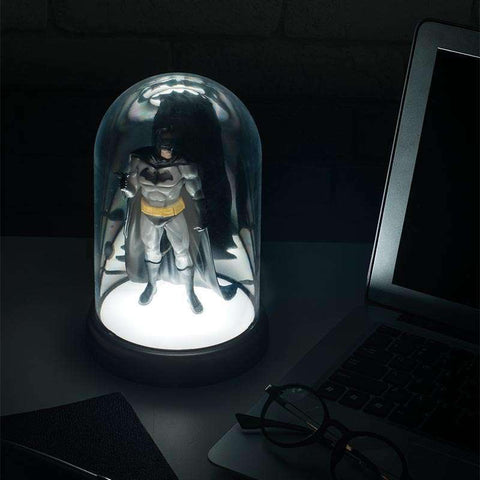 Lampe Batman - Figurine sous cloche