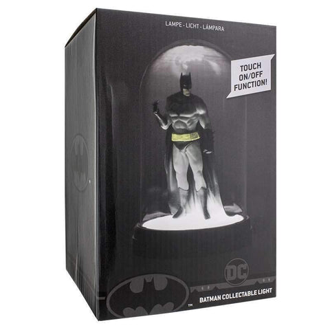 Lampe Batman - Figurine sous cloche-Very Bad Geek