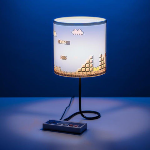 "Lampe de chevet NES ""Super Mario"" USB-Very Bad Geek"