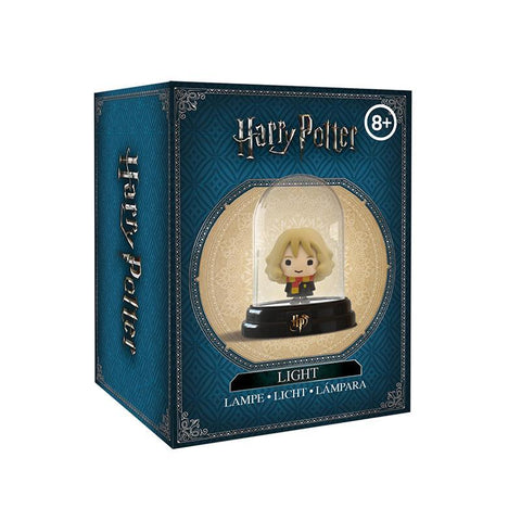"Mini Lampe Harry Potter ""Hermione"" sous cloche-Very Bad Geek"