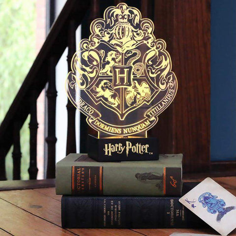 "Lampe Harry Potter ""Poudlard"" USB"