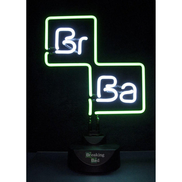 "Lampe Néon Breaking Bad ""Logo"""