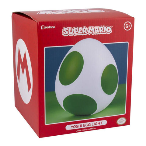 "Lampe Super Mario ""Oeuf de Yoshi"" USB-Very Bad Geek"