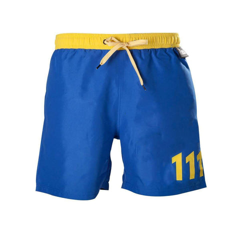 Maillot de Bain Fallout 4 - Vault 111-Very Bad Geek