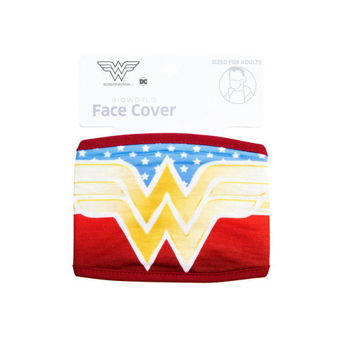 Masque Wonder Woman en tissu lavable-Very Bad Geek