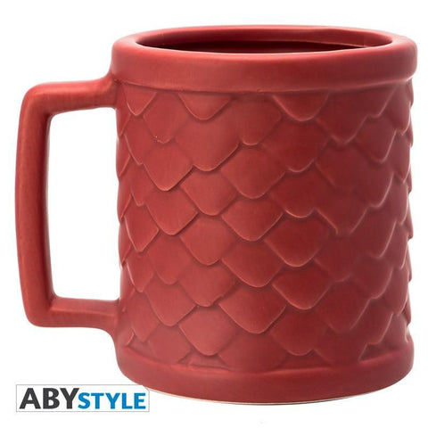 Mug 3D Game of Thrones - Targaryen