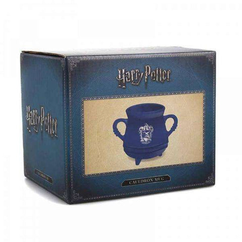 Mug 3D Harry Potter - Chaudron Serdaigle-Very Bad Geek