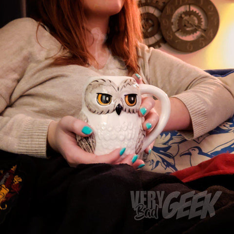 "Mug 3D Harry Potter ""Hedwige"""