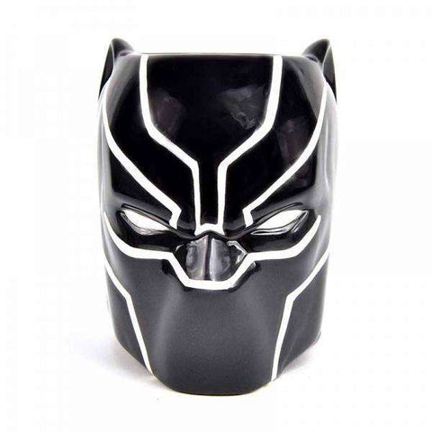 Mug 3D Black Panther - Marvel
