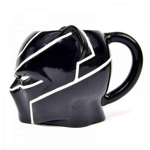 Mug 3D Black Panther - Marvel-Very Bad Geek