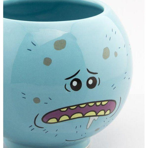"Mug 3D ""Mr Meeseeks"" - Rick and Morty"