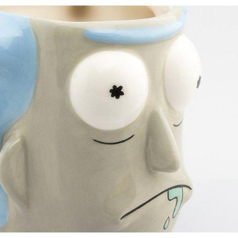 "Mug 3D ""Rick Sanchez"" - Rick and Morty"