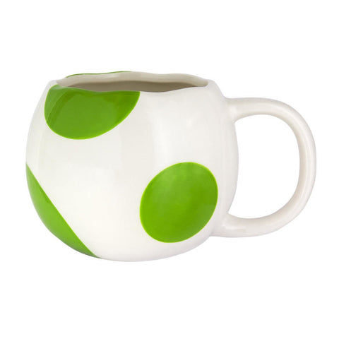 Mug 3D Oeuf de Yoshi - Super Mario Bros-Very Bad Geek