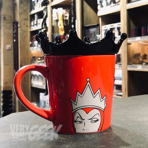 Mug et coupelle Reine-Sorcière - Disney-Very Bad Geek