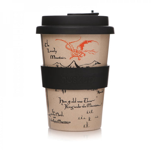 "Mug de voyage Le Hobbit ""Carte de Thorin"" Huskup-Very Bad Geek"
